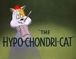 The Hypo Chondri Cat movie poster