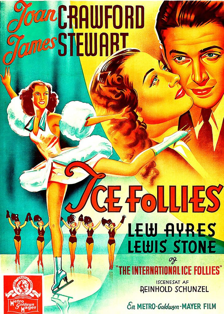 The Ice Follies of 1939 MGMs Folly The Ice Follies of 1939 All Aboard For Skinkers Swamp