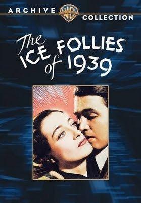 The Ice Follies of 1939 Joan Crawford as Cinderella in ICE FOLLIES OF 1939 YouTube