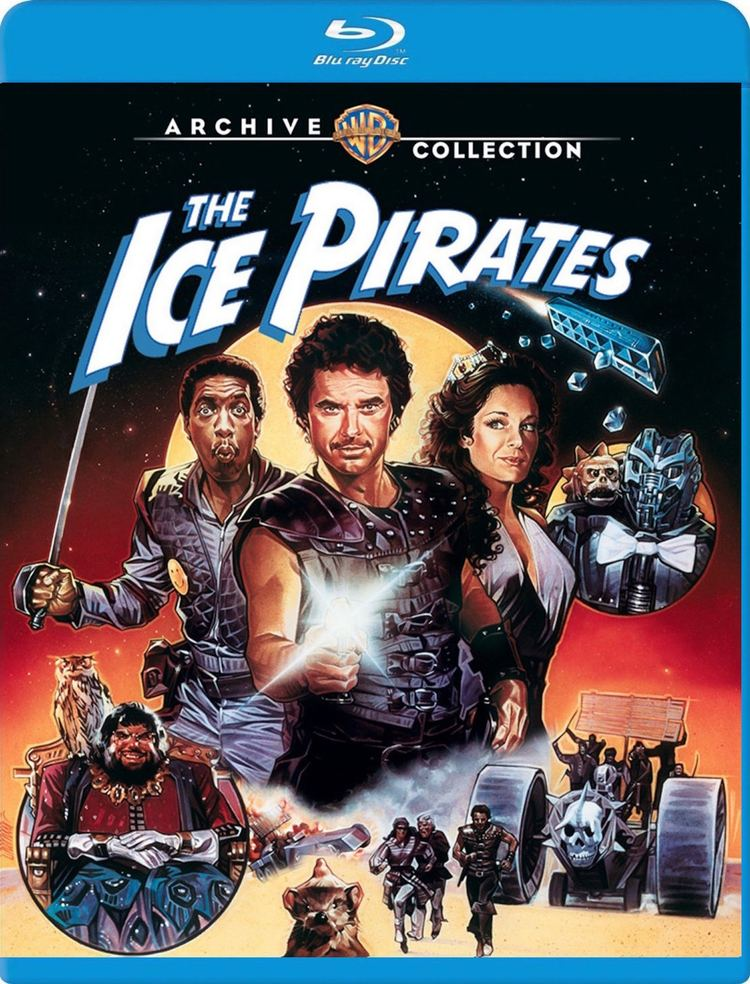 The Ice Pirates The Ice Pirates Bluray