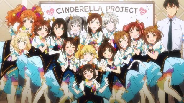 The Idolmaster Cinderella Girls Interview of the Producers of The iDOLMSTER Cinderella Girls Part