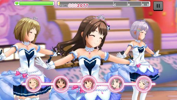 The Idolmaster Cinderella Girls: Starlight Stage The Idolmaster Cinderella Girls Starlight Stage tops four million