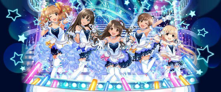 The Idolmaster Cinderella Girls: Starlight Stage The IDOLMSTER Cinderella Girls Starlight Stage Rhythm Game