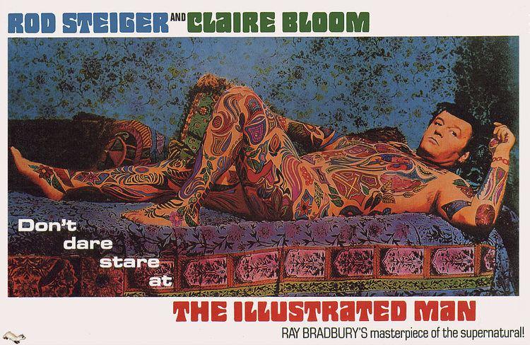 The Illustrated Man (film) The Illustrated Man film Alchetron the free social encyclopedia