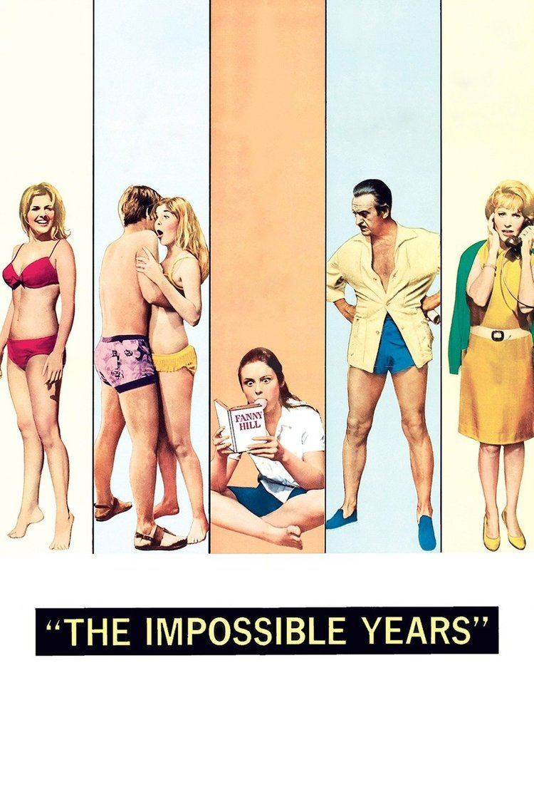 The Impossible Years wwwgstaticcomtvthumbmovieposters3089p3089p