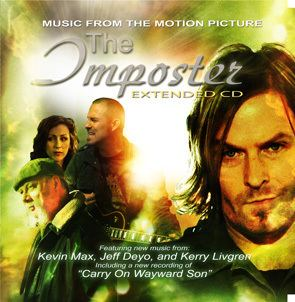 The Imposter (2008 film) The Imposter Soundtrack CD at Christian Cinemacom