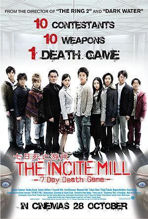 The Incite Mill The Incite Mill 7 Day Death Game Inshite miru 7kakan no desu
