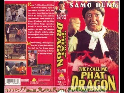 The Incredible Kung Fu Master They Call Me Phat Dragon aka The Incredible Kung Fu Master 1979