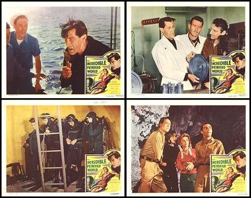 The Incredible Petrified World Incredible Petrified World movie posters at movie poster warehouse