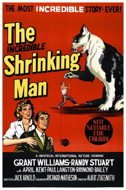 The Incredible Shrinking Man Film Review The Incredible Shrinking Man 1957 HNN
