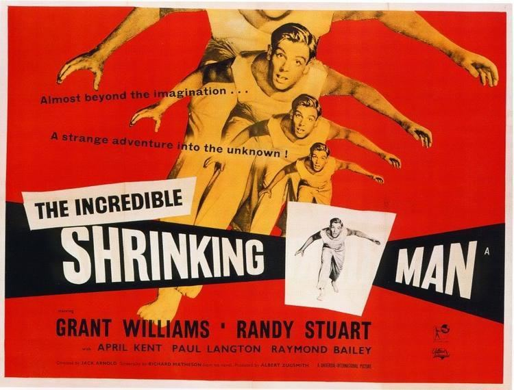 The Incredible Shrinking Man The Incredible Shrinking Man comparing a classic book and film