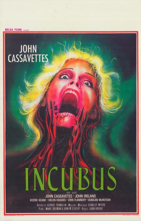 The Incubus (film) Incubus aka The Incubus 1981 HORRORPEDIA