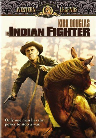 The Indian Fighter Amazoncom The Indian Fighter Kirk Douglas Elsa Martinelli