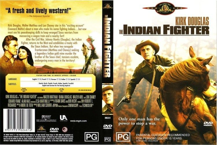 The Indian Fighter The Indian Fighter 1955 Kirk Douglas Walter Matthau Full Length
