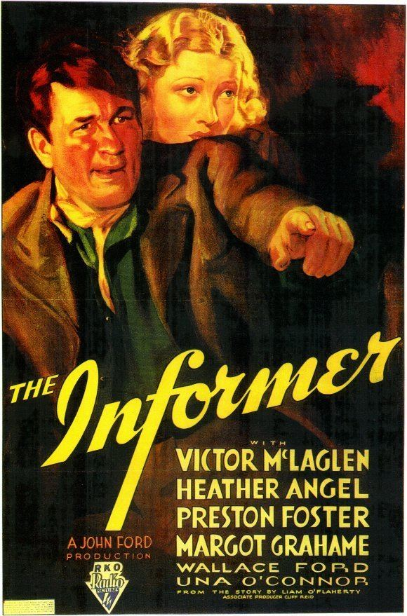 The Informer (1935 film) The Informer 1935 Review notesonafilm