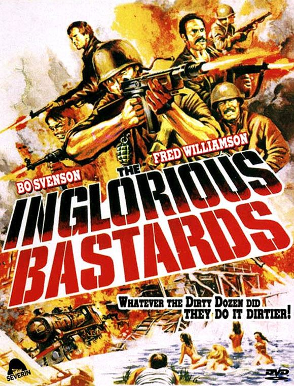 The Inglorious Bastards The Inglorious Bastards Movie IGN
