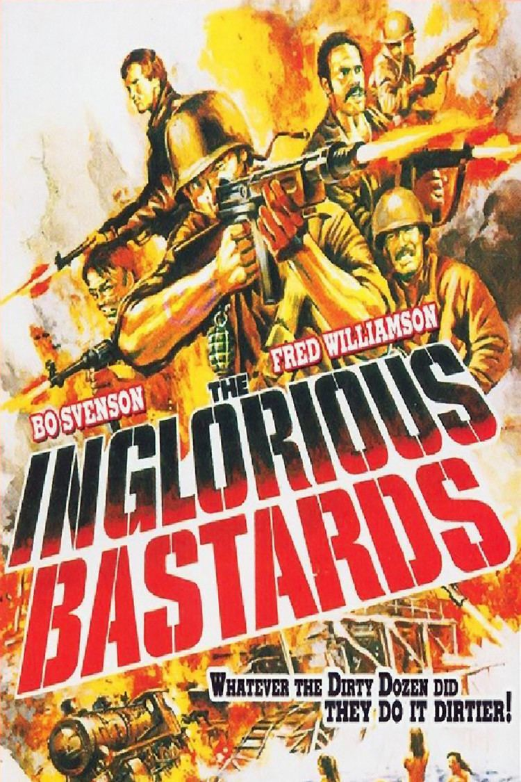 The Inglorious Bastards Cole Smithey Capsules THE INGLORIOUS BASTARDS CLASSIC FILM PICK