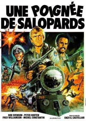 The Inglorious Bastards Movie Of The Day THE INGLORIOUS BASTARDS 1978 Demons Resume