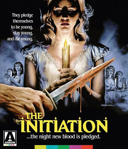 The Initiation (film) REVIEW THE INITIATION 1984 STARRING VERA MILES CLU GULAGER AND
