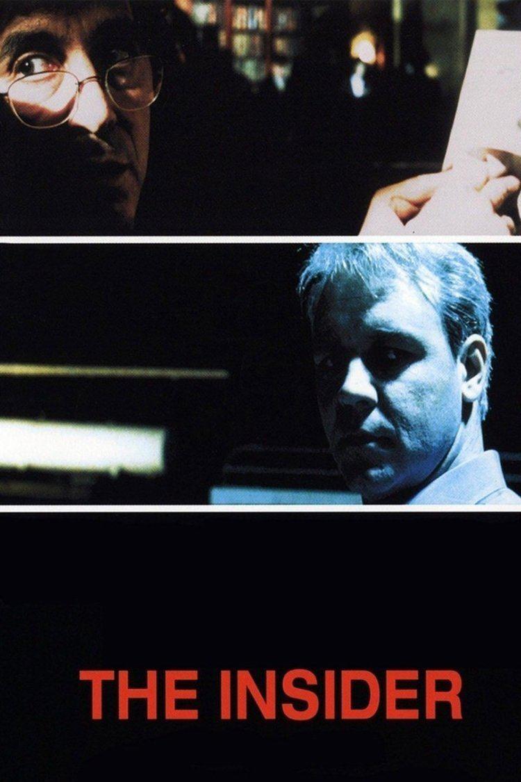 The Insider (film) wwwgstaticcomtvthumbmovieposters24100p24100
