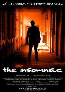 The Insomniac movie poster