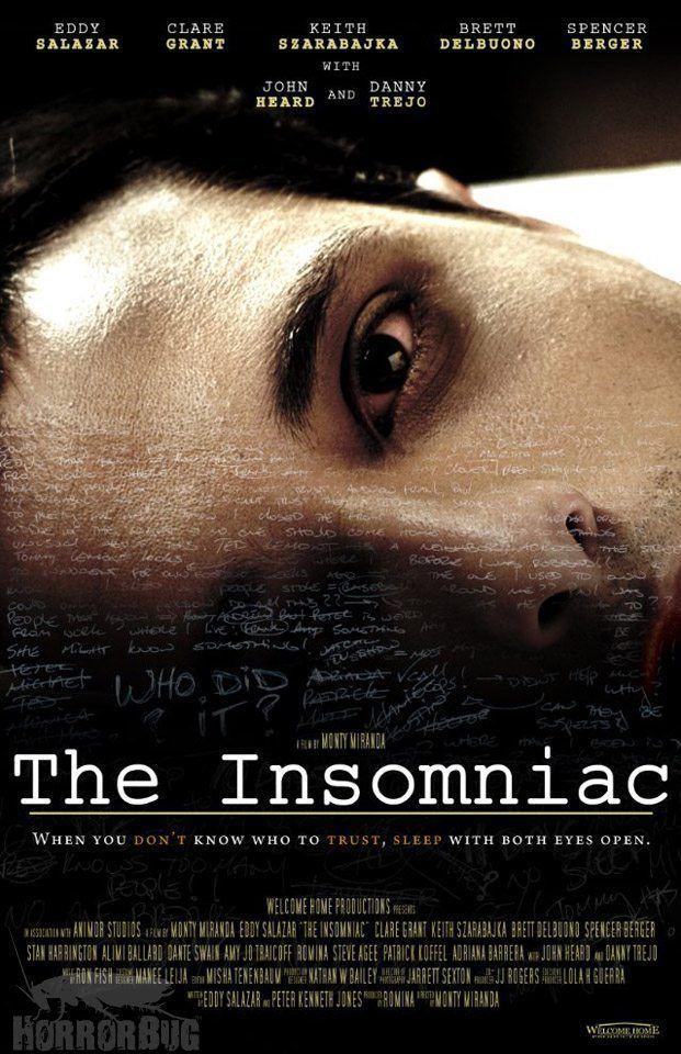 The Insomniac (2013 film) The Insomniac 2013 Review