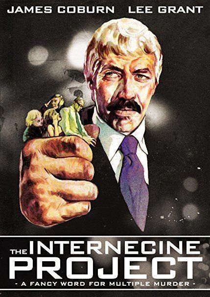 The Internecine Project Amazoncom The Internecine Project James Coburn Lee Grant Harry