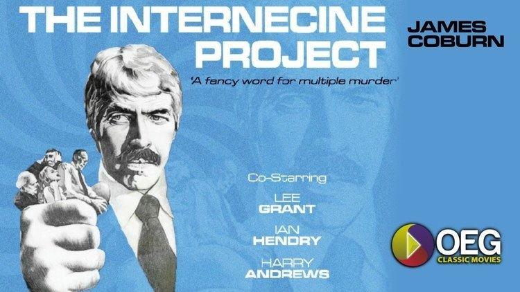 The Internecine Project The Internecine Project 1974 Trailer YouTube
