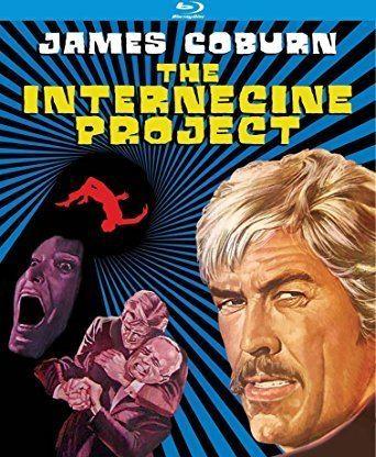The Internecine Project Amazoncom The Internecine Project 1974 Bluray James Coburn