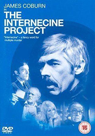 The Internecine Project The Internecine Project DVD Amazoncouk James Coburn Lee Grant