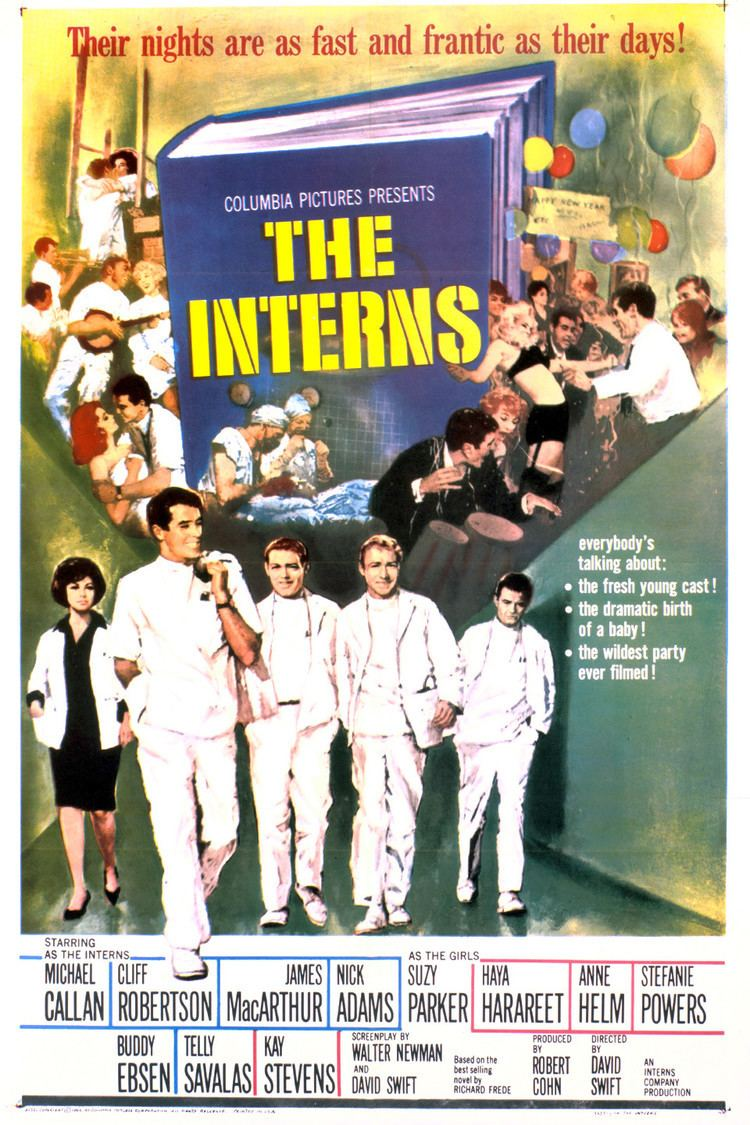 The Interns (film) wwwgstaticcomtvthumbmovieposters37496p37496