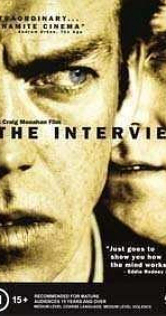 The Interview (1998 film) The Interview 1998 IMDb