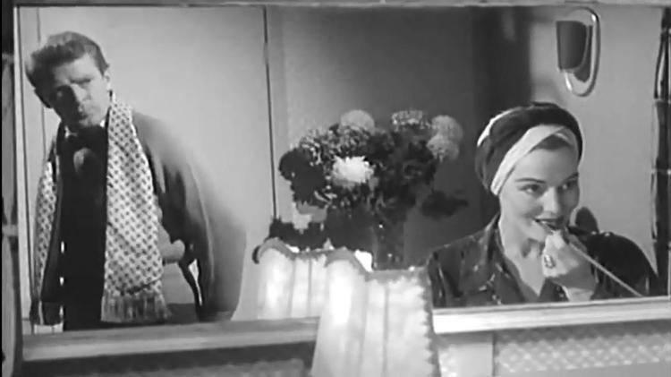 The Intimate Stranger (1956 film) Intimate Stranger 1956 Tuesdays Overlooked Film Tipping My Fedora