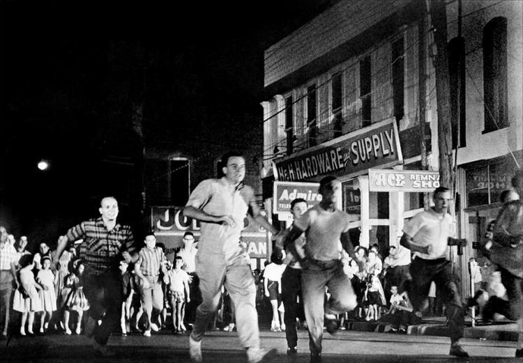 The Intruder (1962 film) ROGER CORMANS THE INTRUDER 1962 Alfred Eakers The BlueMahler