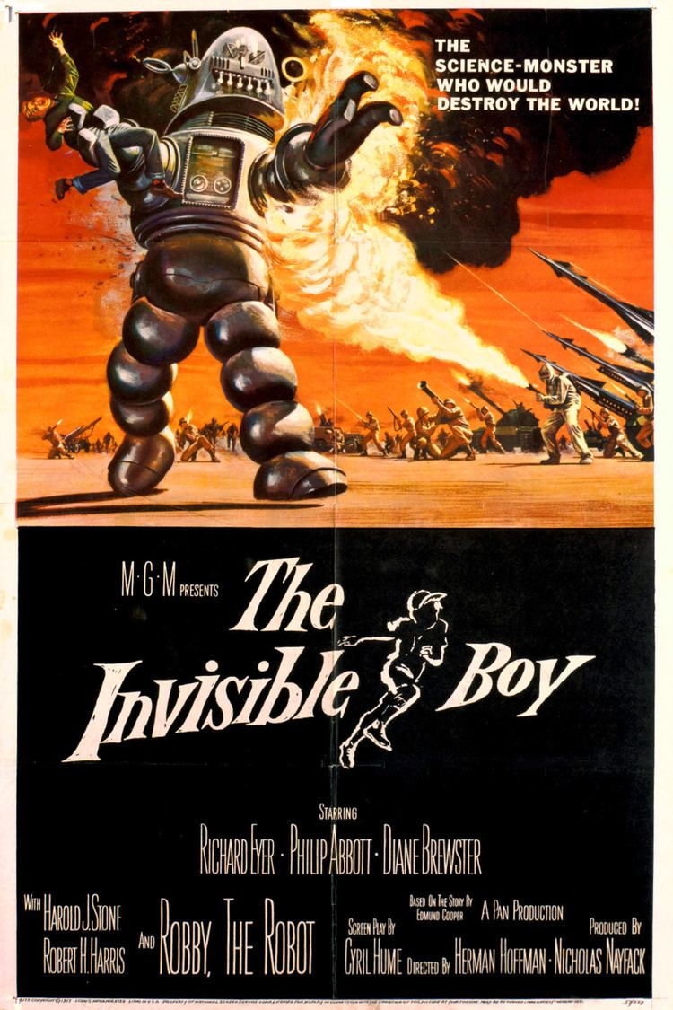 The Invisible Boy wwwgstaticcomtvthumbmovieposters6942p6942p