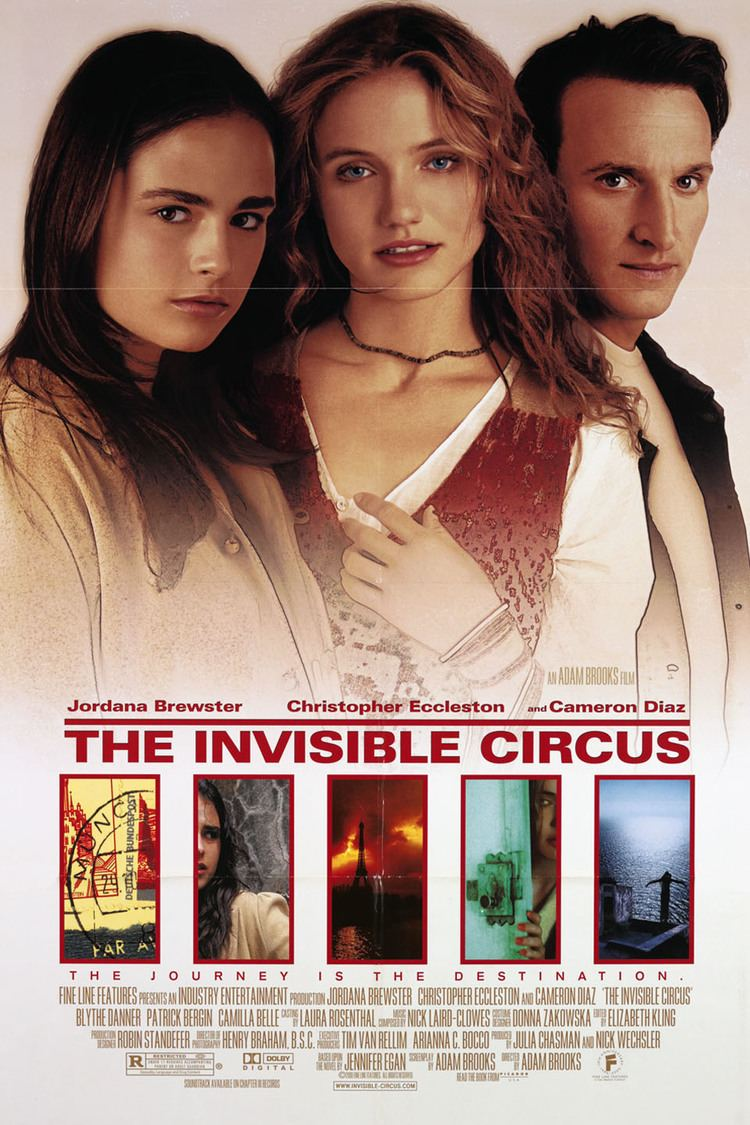 The Invisible Circus (film) wwwgstaticcomtvthumbmovieposters30199p30199