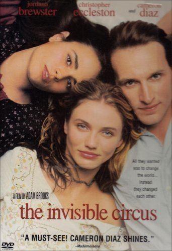 The Invisible Circus (film) Amazoncom The Invisible Circus Jordana Brewster Cameron Diaz