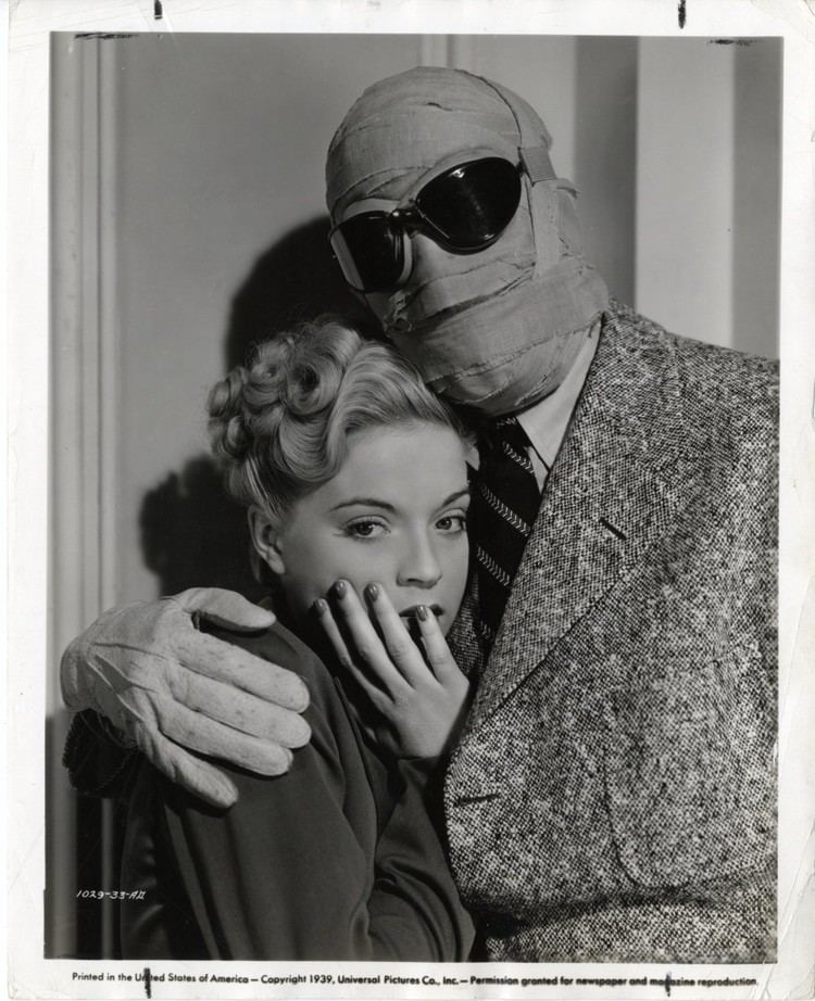 The Invisible Man Returns Look Out Because The Invisible Man Returns 1940 The Telltale