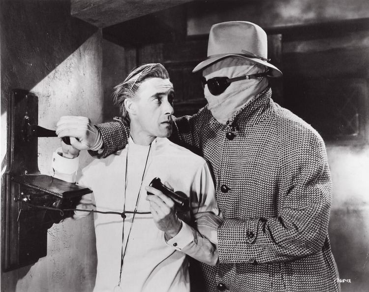 The Invisible Man's Revenge It Came from Beneath My Mind The Invisible Mans Revenge 1944