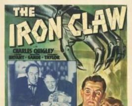 The Iron Claw (1941 serial) THE IRON CLAW 15 CHAPTER SERIAL 1941 for sale
