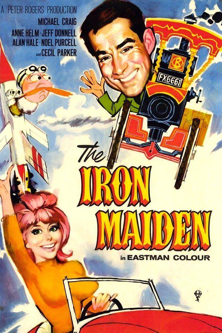 The Iron Maiden wwwgstaticcomtvthumbmovieposters43614p43614