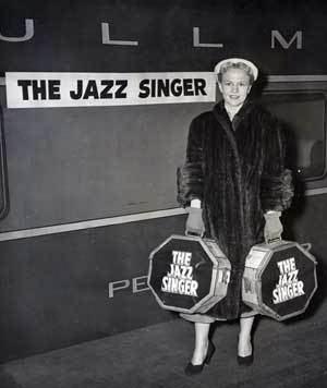 The Jazz Singer (1952 film) Peggy Lee The Jazz Singer