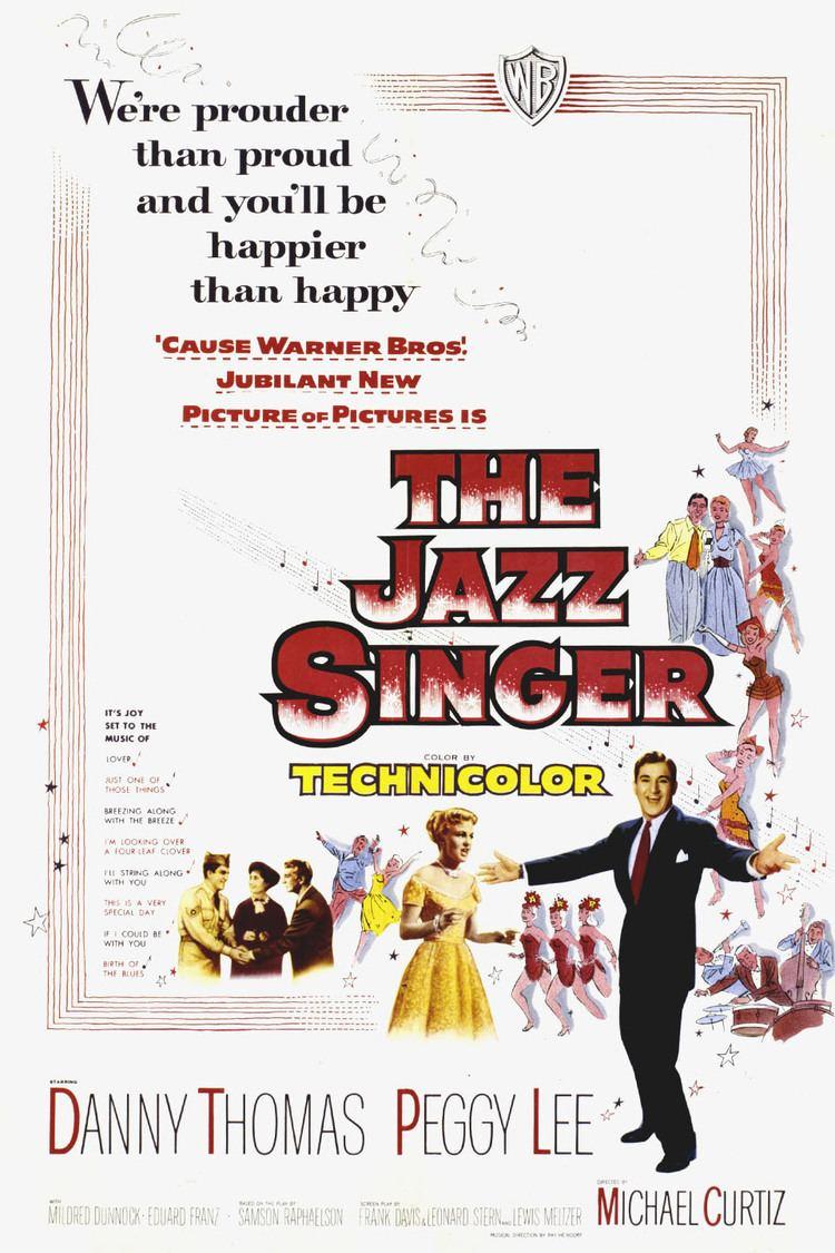 The Jazz Singer (1952 film) wwwgstaticcomtvthumbmovieposters38158p38158