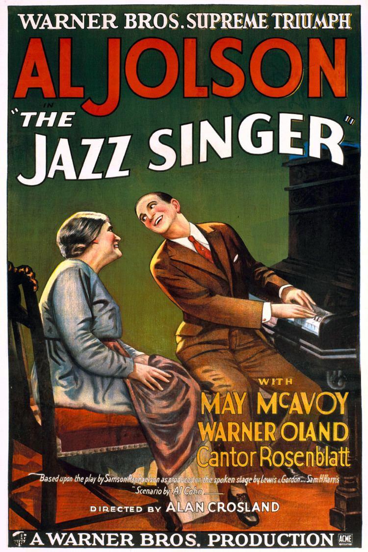 The Jazz Singer wwwgstaticcomtvthumbmovieposters5267p5267p