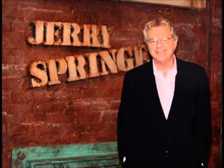 The Jerry Springer Show - Alchetron, the free social encyclopedia
