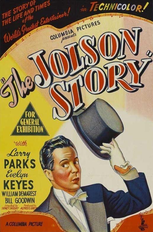 The Jolson Story The Jolson Story Oct 10 1946 OCD Viewer