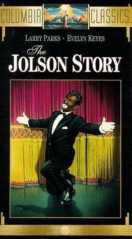 The Jolson Story Amazoncom The Jolson Story VHS Larry Parks Evelyn Keyes