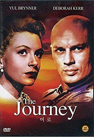 The Journey (1959 film) The Journey 1959 Region 123456 Compatible DVD Starring Deborah