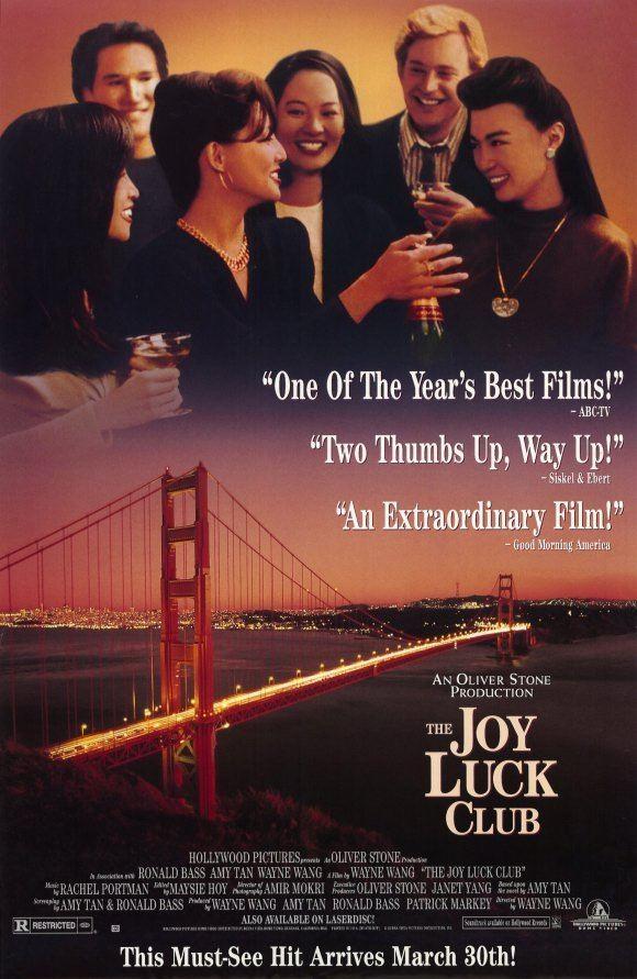 The Joy Luck Club (film) International Film Series Joy Luck Club Perfect Duluth Day