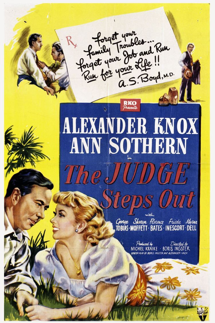 The Judge Steps Out wwwgstaticcomtvthumbmovieposters3561p3561p
